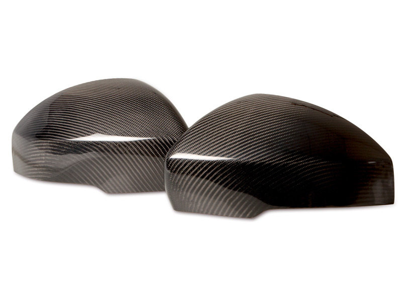 Carbon Fiber Side Mirror Covers For Range Rover Sport L405 2013-2016