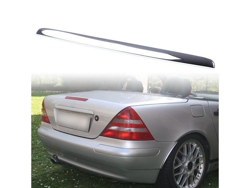 Chrome Trunk Boot Lid Trim Strip Moulding For Mercedes Benz SLK-Class R170 2001-2003