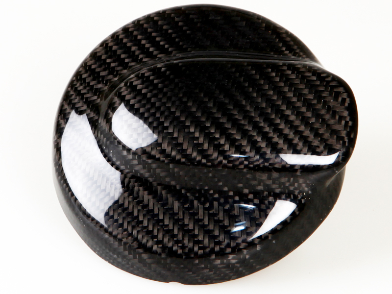 BMW MINI COOPER S R55 CLUBMAN R56 R57/R60 DRY CARBON TANK GAS FUEL CAP COVER