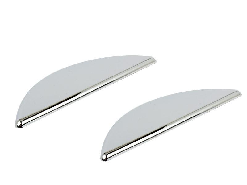 Chrome Head Light Washer Cover Trim For Aston Martin DB9 2D
