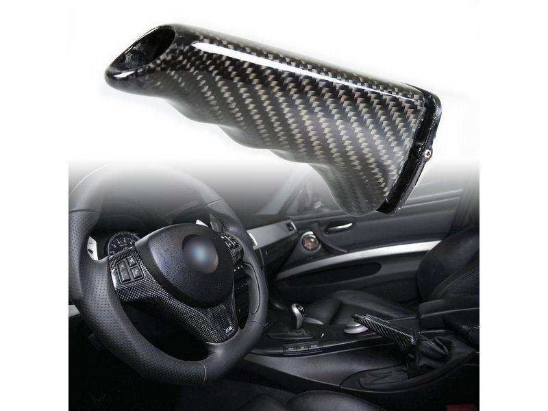 Carbon Fiber CF Replacement E-Brake Handle For BMW E82 E39 E46 E90 E92 E60 E38