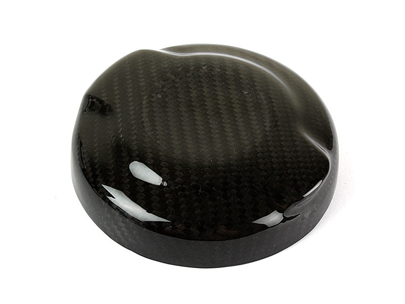 Carbon Fiber Gas Fuel Cap Oil Cover For Mini Cooper F56