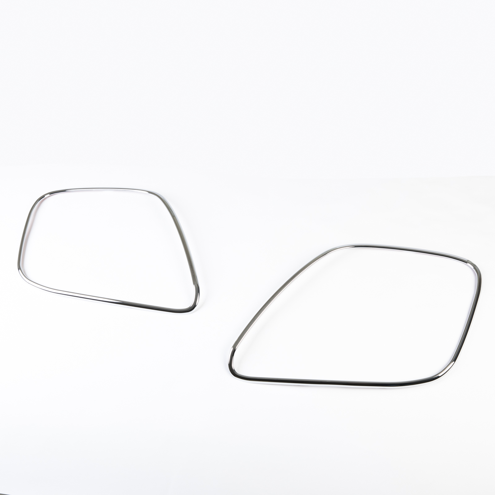 Chrome Tail Light Trim Bezel Cover For Bentley Continental GT GTC 2D 03-10