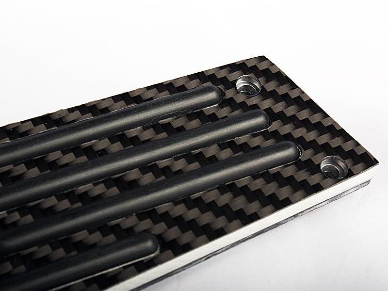 Real Carbon AT Automatic Transmission Pedals BMW E28 E34 E39 E60 E61 2PCS