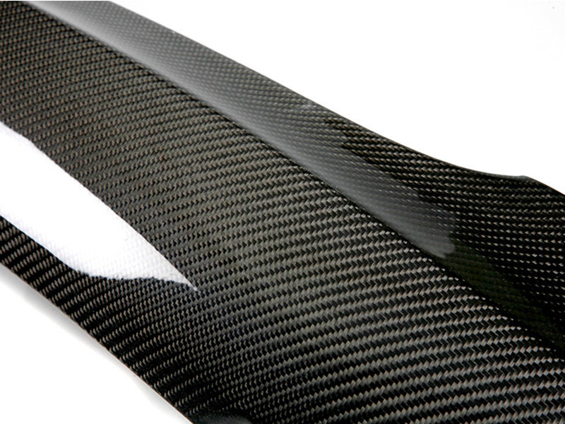 BMW E90 Real Carbon Fibre Rear Bumper Diffuser for M-Tech M-package
