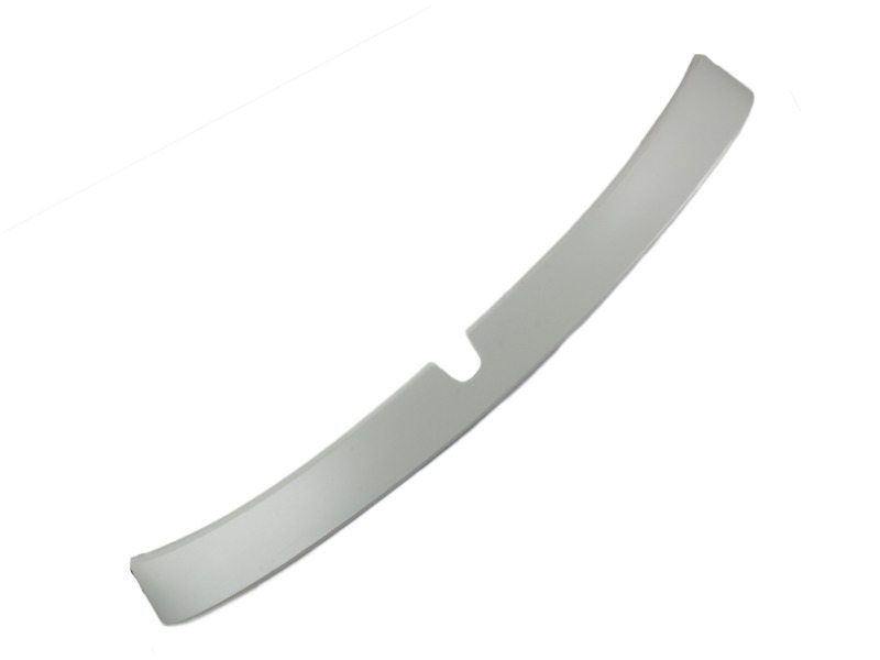Unpainted Lo Style ABS Aero Roof Spoiler Wing Visor For Mercedes Benz W211 03-09