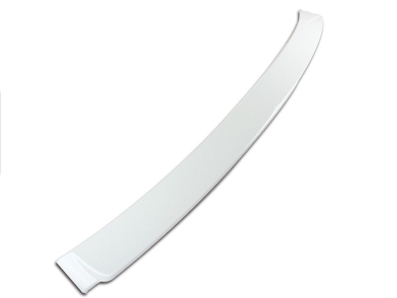 Painted ABS roof spoiler for BMW F30 AC TYPE Alpine White III 300