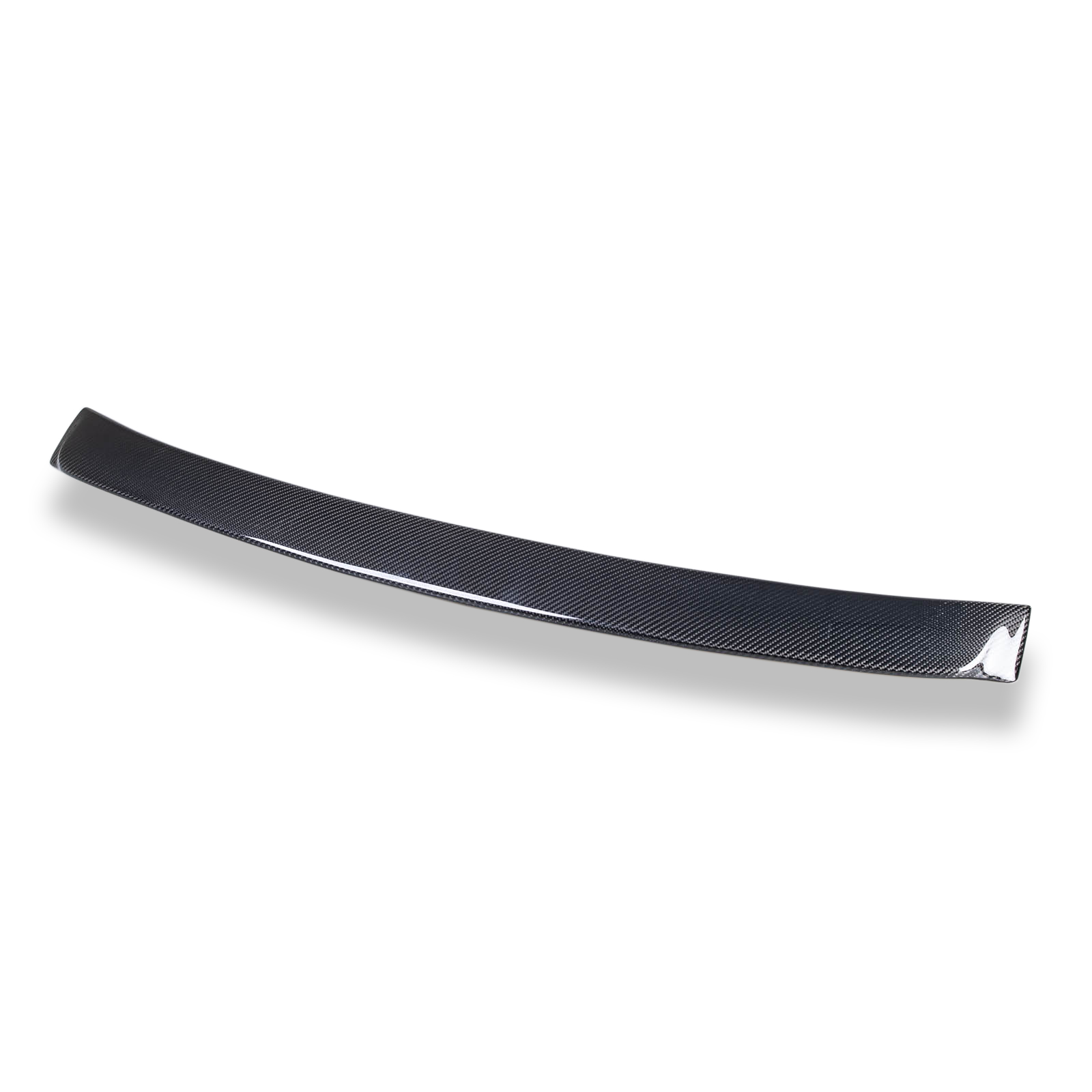 Carbon Fiber Rear Roof Spoiler Wing BMW E90 328i 330i 335i M3