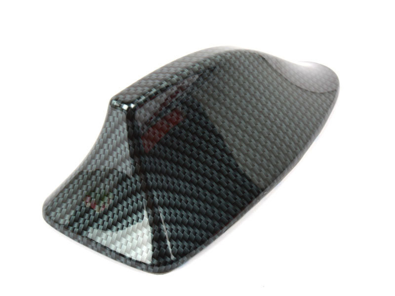 Carbon Look BMW F01 Style Shark Fin Static Aerial Dummy Antenna Universal