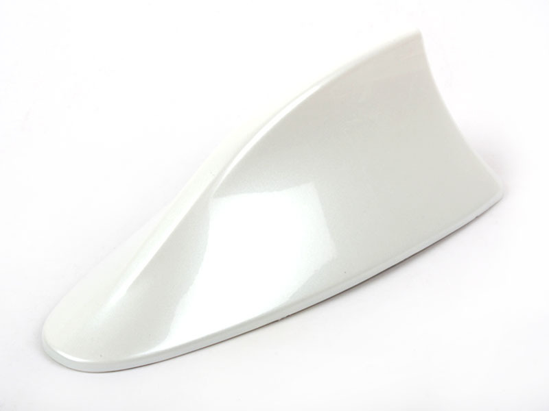 Painted White BMW F01 Style Shark Fin Static Aerial Dummy Antenna Universal