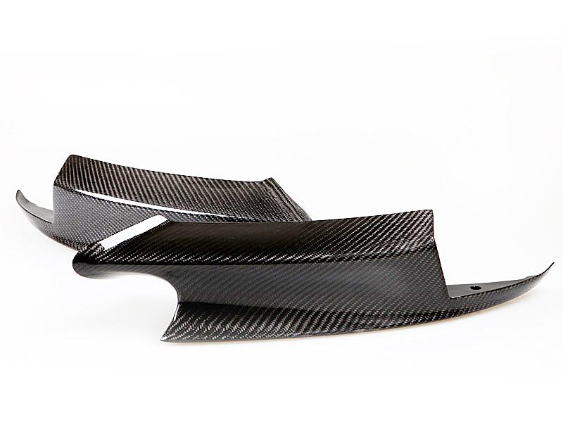 Carbon Fiber Front Bumper Splitter Spoiler For BMW M3 E90 E92 E93