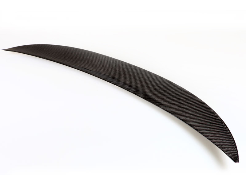 BMW E92 M3 Real Carbon Fiber Rear Trunk Boot Spoiler