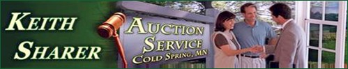 Keith Sharer Auction Services