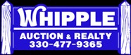 Whipple Auction   Realty