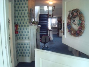 Entrance to Women's Home