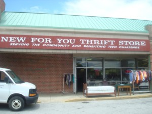 Teen Challenge Thrift Store
