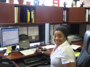 Vet Center Readjustment Counseling Assistant Tanya Alderman