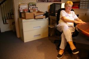 Ellen Prodorutti is a long time church member and volunteer.
