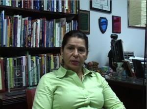 North Region Superintendent Lucy Feria