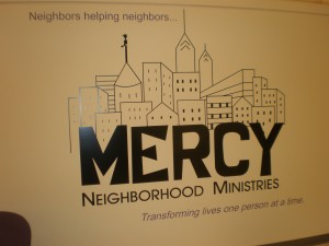 """""""Transforming lives one child at a time"""" is Mercy Family Center's motto."""