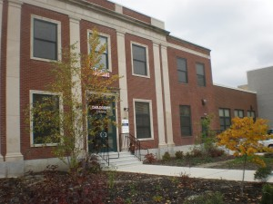 Mercy Family Center is North Philadelphia's first green building.