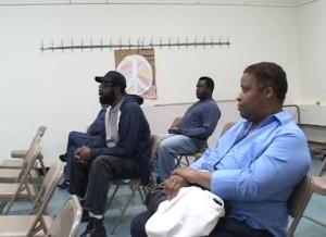 West Philadelphia residents who attended Entrepreneur Works' credit-building workshop.
