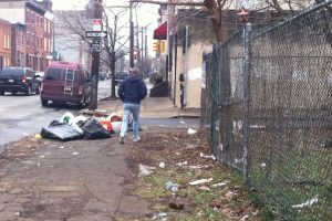 """This block, between Cumberland Street and Martha Street, will be part of the """"Adopt-A-Block"""" program."""