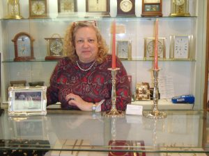 Owner Rosalind Bugay-Schiller said she is proud of her stores classic feel.