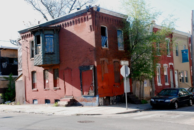 Vacant and abandoned properties lower the property values of entire neighborhoods.