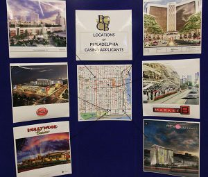 The community impact meetings gave community members an opportunity to speak on the six proposed casino sites.
