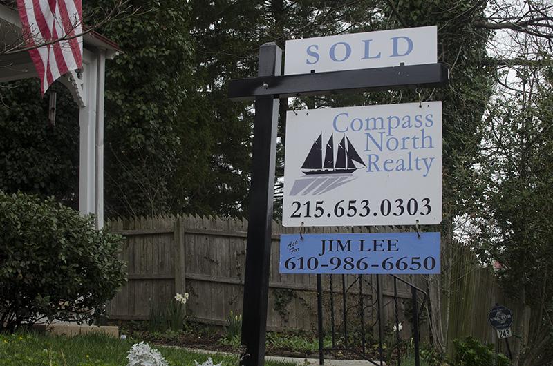 Matt Paul's home on Evergreen Avenue in Chestnut Hill sells regardless of his new property assessment.