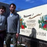 Nic and Elissa Esposito have operated the Emerald Street Urban Farm for five years.
