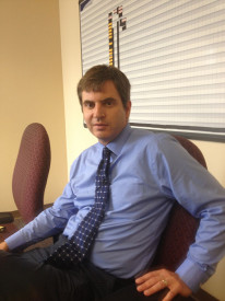 Dave Schrader is the House's Director of Communications.