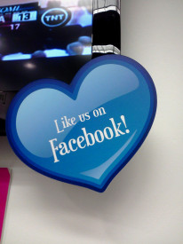 Facebook was the first social media platform used by co-owner Dustin Ciukurescu to promote his business.