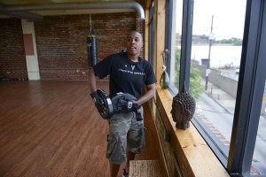 Liscenced USA boxing coach Ra'sh Home is running a boxing camp this summer.