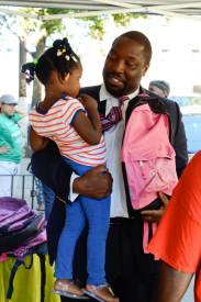 councilman picks up girl