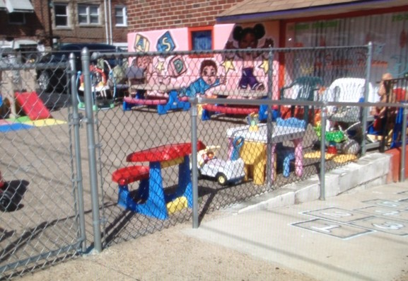 Many children in the neighborhood attend the local daycare center, which is also located at a busy intersection with increased traffic activity.