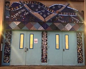 Add B Anderson School, located in West Philadelphia is where some of WePAC's volunteers work.