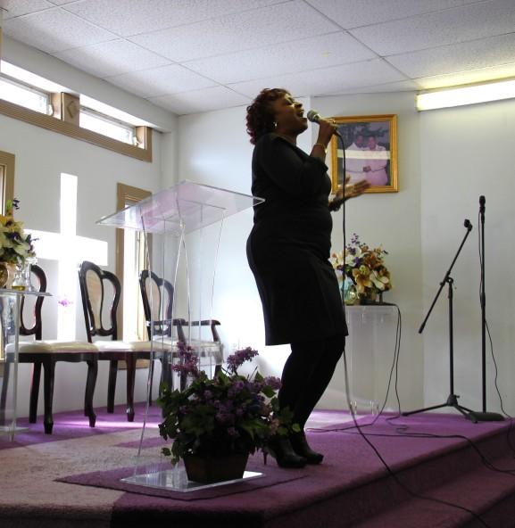 Bishop Michelle Cherry