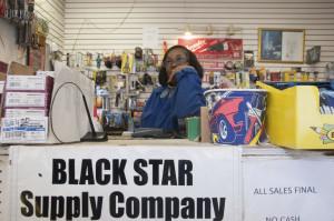 Pat Boyd of Black Star Supply Company.   Photo: Michael Wojcik