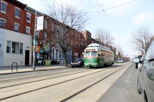 The 2800 block of Girard Ave. in Philadelphia, on Monday, March 24, 2014.