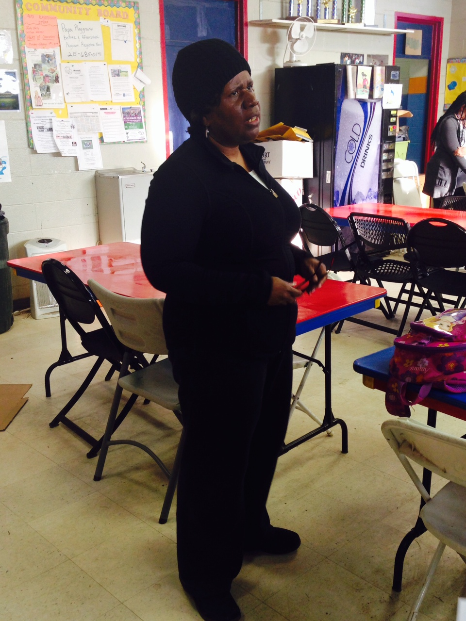 Overbrook Papa Playground And Recreation Center Helps Youths