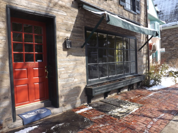 This vacant storefront is now Style Camp, a women's clothing boutique.