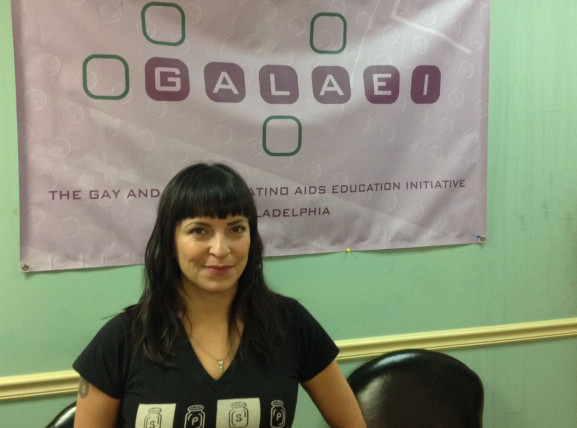 As GALAEI's executive director, Elicia Gonzalez has evolved the organization to better accomodate the many forms of sexuality within Latino Philadelphia.