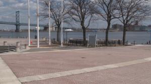 Penn's Landing Park Proposed Site