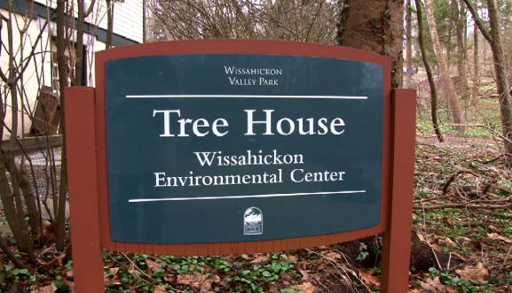 The Wissahickon Environmental Center had a rough winter. The Tree House had to cancel and postpone winter events.