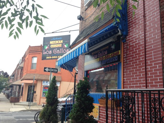 Located on Tenth and Wolf streets, Los Gallos is a hot spot for inexpensive tacos in the city.