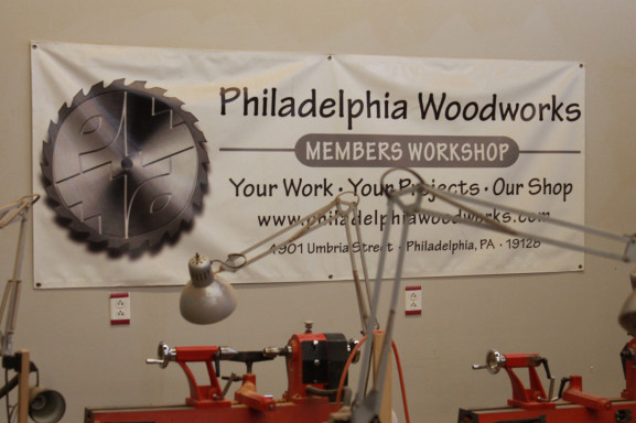 Philadelphia Woodworks has offered classes for craftsmen of all different skill levels.