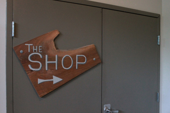 The shop has allowed members to have a fully functional work space without the noise, clutter, or cost of one at their house or business.