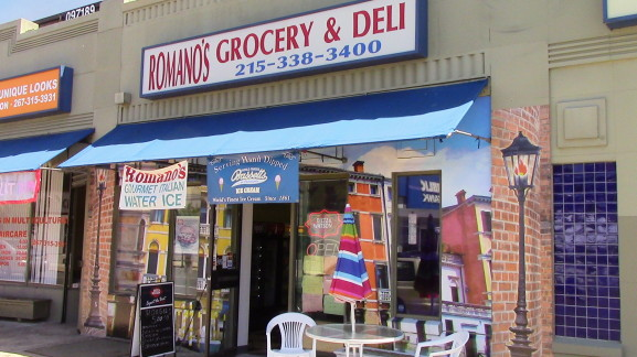 Romano's Grocery Deli opened on Ryan Avenue two years ago.